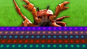 they added crab rave to fortnite fortnite creative blocks