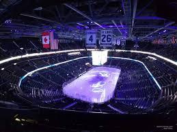 Amalie Arena Section 322 Tampa Bay Lightning