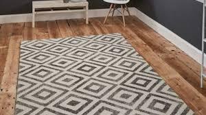 grey geometric rug awesome elegant 4893 white land of rugs regarding 5