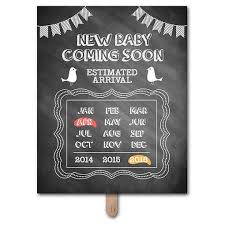 Pregnancy Announcement Printables Pin On Templates Birth Expecting Announcements