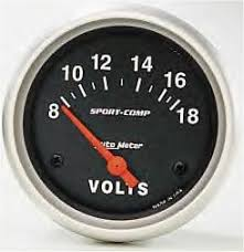 voltage gauge installation instructions installing a voltage gauge can serve many functions if you are running a lot of stereo equipment this gauge will allow you to keep tabs on how your