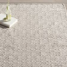 bunny williams annabelle hand woven grey ivory indoor outdoor area rug bwda1138