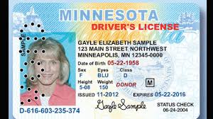 To Be Instead Kmsp Story Old Licenses Driver's - Of Minnesota Perforated Clipped
