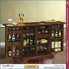 Portable Liquor Cabinet Howard Miller Americana Cherry Portable Wine And Bar Cabinet