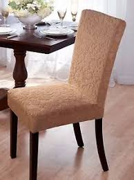 image is loading velvet 034 stretch 034 damask dining chair cover