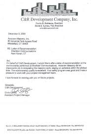 Company Referral Letter Best Letters Of Recommendation