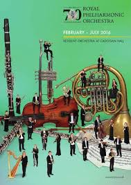 Rpo Cadogan Hall February July 2016 Brochure By Royal