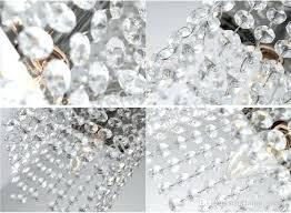 full size of beaded chandelier flush mount semi drum crystal chrome mini in modern chandeliers home