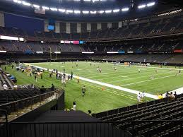 Lamar Dixon Expo Center Seating Chart Mercedes Benz Superdome View From Plaza Level 106 Vivid Seats