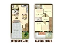 2 bedroom house design plans image of 2 y modern house designs and floor plans narrow 2 bedroom