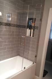 custom shower door installation glass