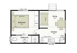 1 Bedroom Cabin Floor Plans Joy Studio Design Gallery
