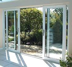 replace broken glass sliding patio door cost to white 4 pane doors wide x decorating awesome