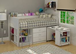 Loft Beds With Desk Creative Storage Red Comforter Study Table 2017 Bed  Inspirations Beside Cabinet Shelf