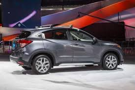 2018 honda hrv ex. contemporary 2018 2018 honda hrv side and honda hrv ex v