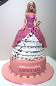Barbie Doll Birthday Cake Cakecentralcom