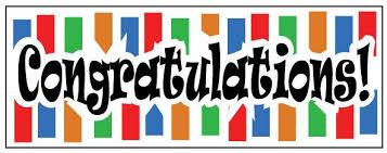 Congratulations Poster Paper Poster Congratulations