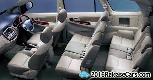 new car releases 2015 philippines2016 Toyota Innova interior  New and Upcoming Cars  Pinterest