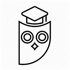 Symbol For Teacher Owl Pedagogy Pedagogyc School Teacher Icon