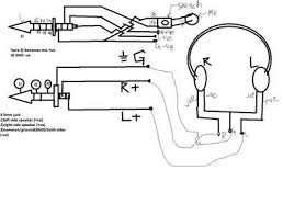solved hi i took my headphones dt 770 to have a new fixya use this circuit diagram