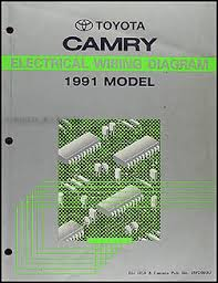 1991 camry wiring diagram 1991 wiring diagrams online 1991 toyota camry wiring diagram manual original