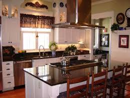 dark brown cabinets with white granite countertops