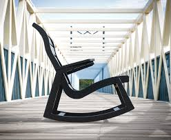 Modern Rocking Chair Modern Outdoor Rocking Chair Made In Us Loll Designs