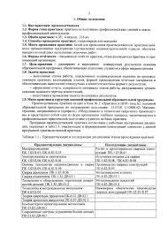 Министерство образования и науки Российской Федерации pdf Вид практики производственная 1 2 Форма тип