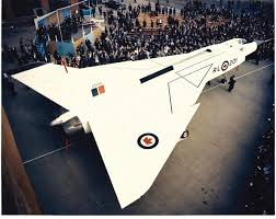 canadian military journal vol no  the cf 105 avro arrow at roll out 4 1957 malton