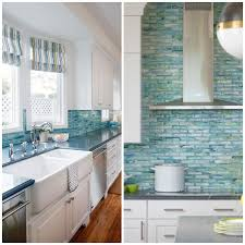 various teal kitchen. Use Glass Tiles Marbled In Shades Of Blue, Green, Gray, Or Tan For An Instant Recreation Ocean Waves, Various Stones And Treasures To Create Your Teal Kitchen