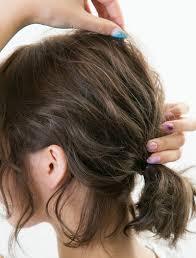 最新高校生女子の髪型事情結ぶだけでいつもとちょっと違う自分に