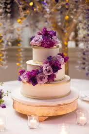 Wedding Cakes By Design Burlington Wedding At Wyndham Grand Bonnet Creek Purple Wedding Cakes