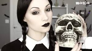 watch wednesday addams makeup tutorial gif on gfycat discover more wednesday addams film character