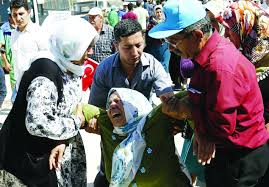 انقرة - تركيا تتعهد بتطهير الحدود بعد انفجار غازي عنتاب