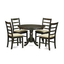Shop Hlpf5 Cap 5 Pc Small Kitchen Table Set Dining Table And 4