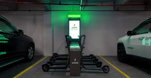 These e-scooter <b>docking stations</b> could soon pop up in NYC ...