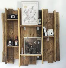 Shelves Made From Pallets Wall Shelves Made From Pallets Pennsgrovehistorycom