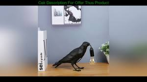 Seletti bird Night light <b>auspicious bird Table Lamp</b> Living Room ...