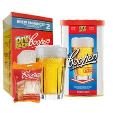 coopers international bundle kits canadian blonde