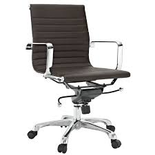 lexmod ribbed mid office. retro and modern masculine feminine the malibu works in any every office space this contemporary chair will brighten room lexmod ribbed mid d