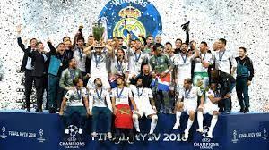 Champions League - Das Champions League Finale 2018 Real Madrid - FC  Liverpool in Bildern - Ran