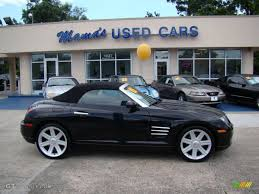 chrysler crossfire 2004 black. black chrysler crossfire 2004 i