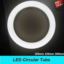 Circular Light Led Us 24 98 11w T9 Led Circular Fluorescent Tube G10q Smd 205x30mm In Led Bulbs Tubes From Lights Lighting On Aliexpress