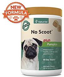 NaturVet - <b>No Scoot for Dogs</b> - Plus Pumpkin - Supports Healthy ...