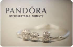 ed pandora jewelry cards and save