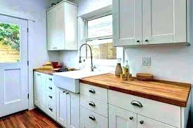 butcher block kitchen designs butcher block kitchen butcher block white cabinets open shelving butcher butcher block