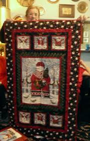 Christmas Quilt Guild Party – Christa Quilts & Handmade Christmas Quilt ... Adamdwight.com