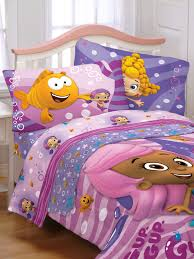 Exceptional Image Of: Bubble Guppies Toddler Bed Set Bedding