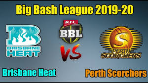 BBL LIVE : BRH vs PRS Live, 18th Match ...