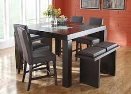 dining room sets for sale in chicago. broadway brown 5 pc. dinette w/free bench dining room sets for sale in chicago t